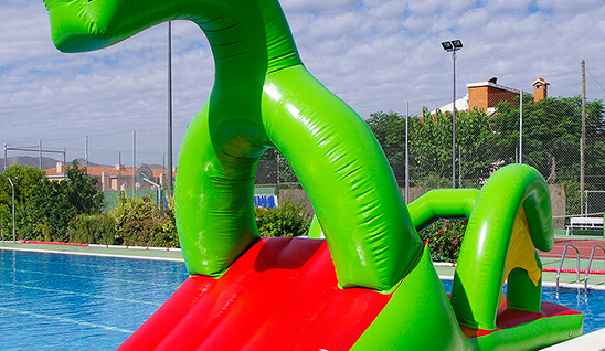 Inflable aquàtic Airfull