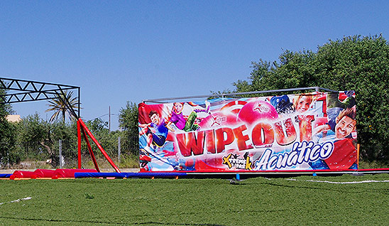 Wipeout Xtreme Park